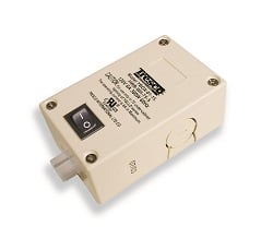 HARDWIRE POWER SUPPLY AND DIMMERS